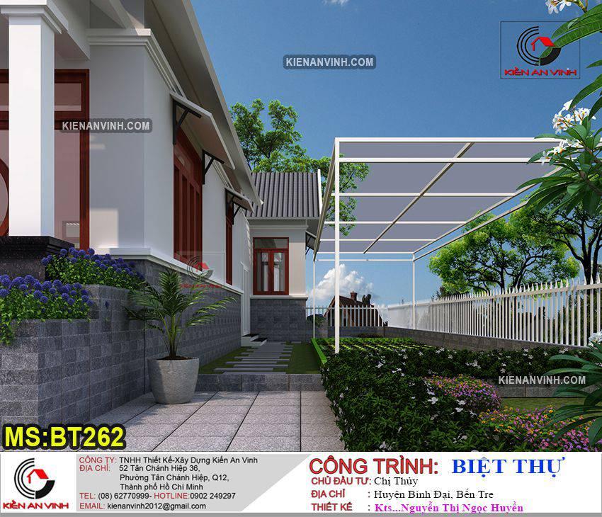Mẫu-thiết-kế-biệt-thự-nhà-vườn-1-tầng-Bến-Tre-2