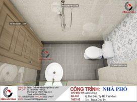 xu hướng thiết kế phòng tắm nhỏ hẹp