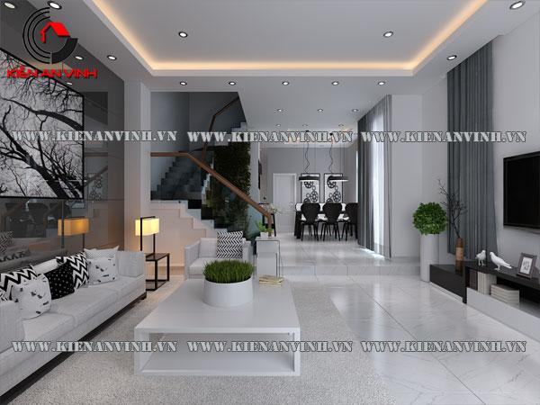 Mẫu-thiết-kế-biệt-thự-2-tầng-phong-cách-cổ-điển-3