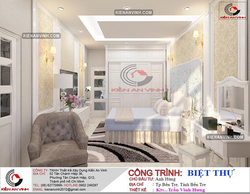 Biệt Thự 1 Tầng Mái Thái - 19
