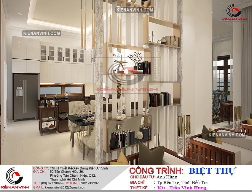 Biệt Thự 1 Tầng Mái Thái - 8