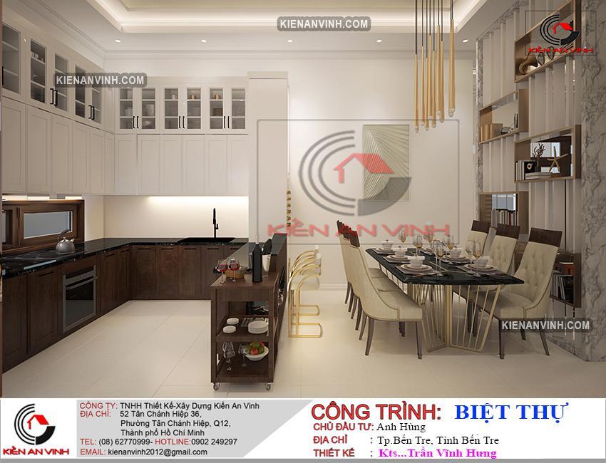 Biệt Thự 1 Tầng Mái Thái - 9