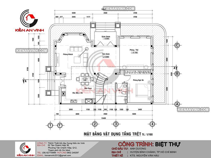 Biệt Thự Sân Vườn 1 Trệt 1 Lầu Bt 298 - 8