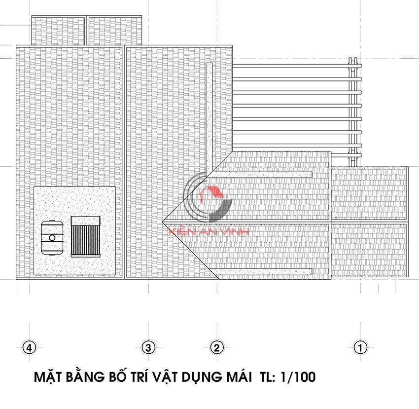 Dự án Biệt Thự 3 Tầng - Kiến Trúc Biệt Thự đẹp 10