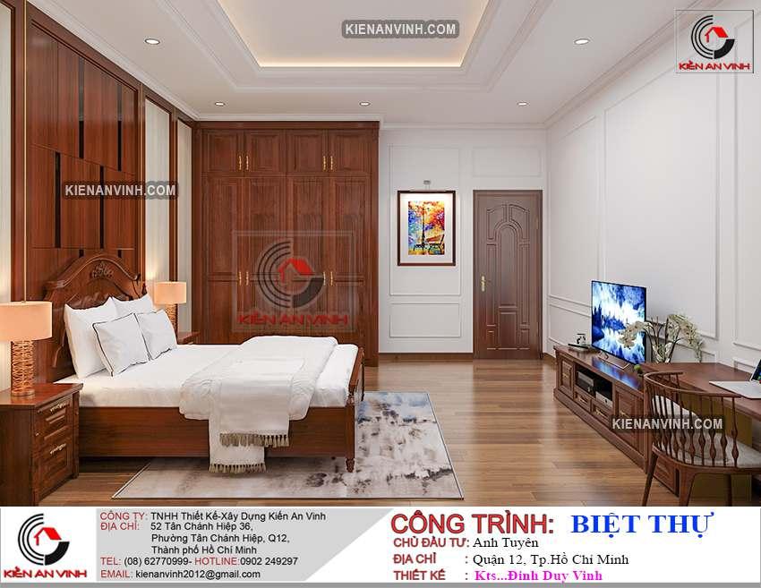 Dự án Biệt Thự 3 Tầng - Kiến Trúc Biệt Thự đẹp-20