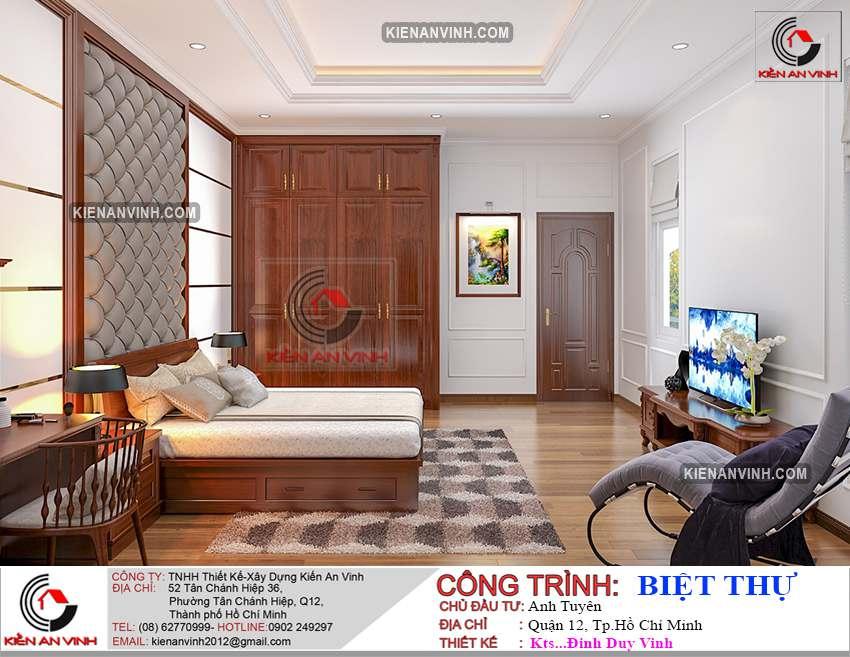 Dự án Biệt Thự 3 Tầng - Kiến Trúc Biệt Thự đẹp-30