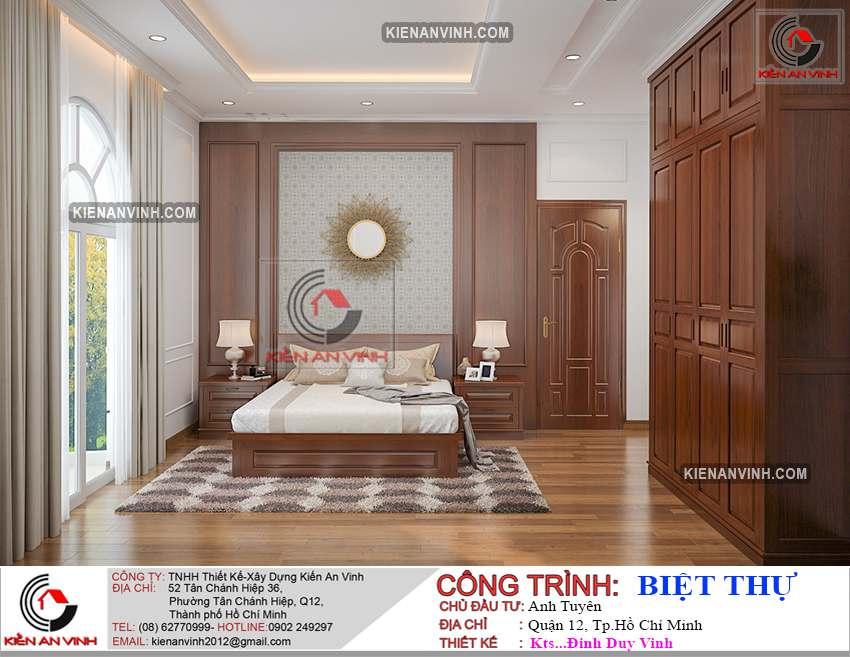 Dự án Biệt Thự 3 Tầng - Kiến Trúc Biệt Thự đẹp-35