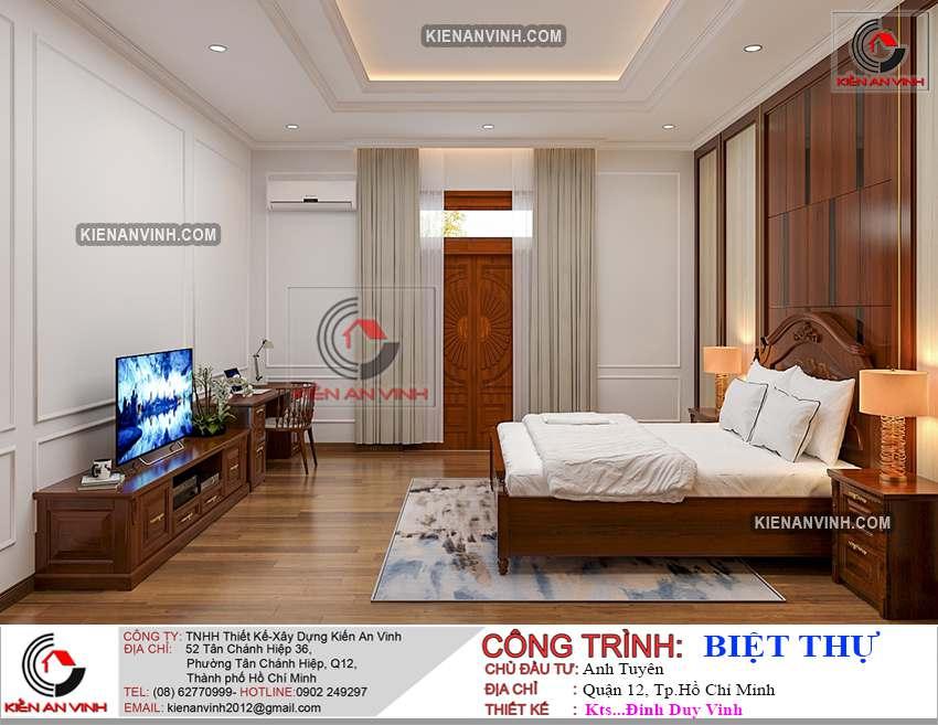 Dự án Biệt Thự 3 Tầng - Kiến Trúc Biệt Thự đẹp-36