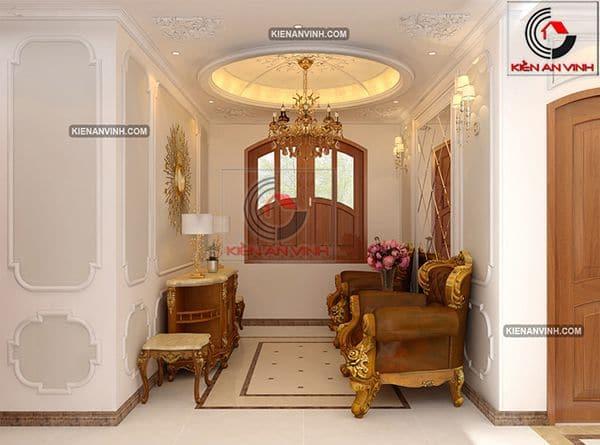 Mẫu Thiết Kế Nhà Biệt Thự đẹp 3 Tầng 17