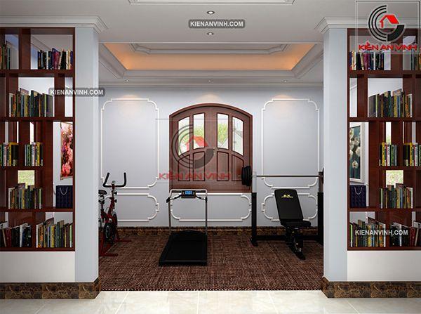 Mẫu Thiết Kế Nhà Biệt Thự đẹp 3 Tầng 27