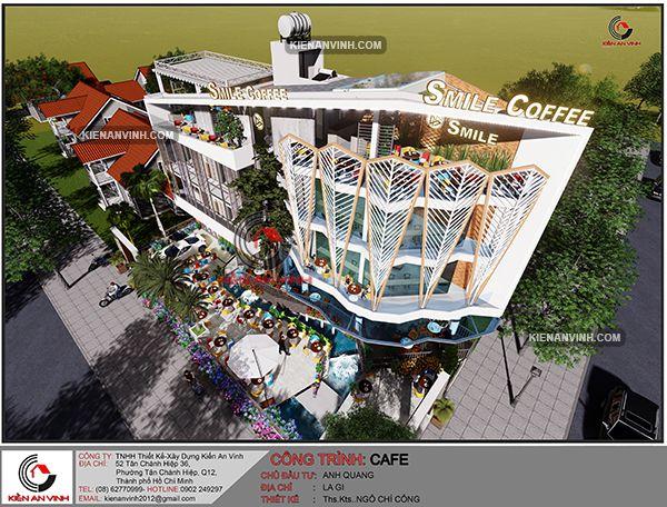 Thiết Kế Quán Cafe Phong Cách Châu âu 14