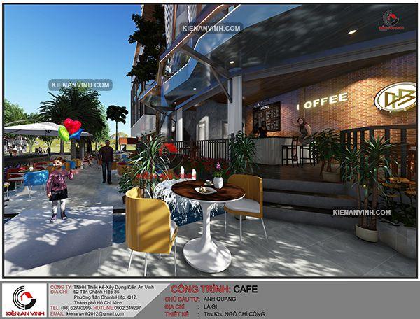Thiết Kế Quán Cafe Phong Cách Châu âu 18