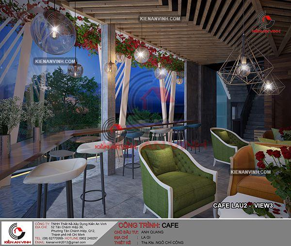 Thiết Kế Quán Cafe Phong Cách Châu âu 24