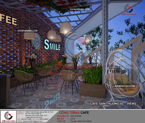 Thiết Kế Quán Cafe Phong Cách Châu âu 26