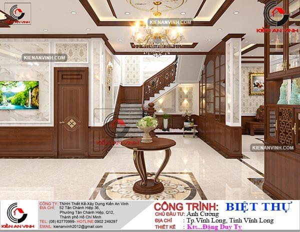 Xem Mẫu Nhà Biệt Thự 2 Tầng 12