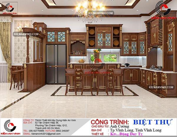 Xem Mẫu Nhà Biệt Thự 2 Tầng 15